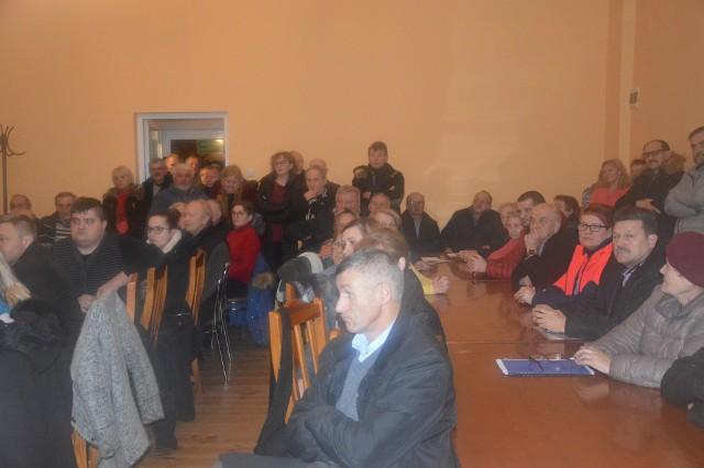 Do tej pory sesje i zebrania wiejskie odbywają się w remizie OSP Książ Wielki