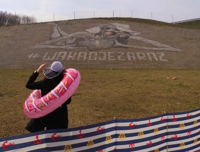 Wkomponuj się w mural: ciekawa akcja MCK Gorzów. Weź w nim udział!