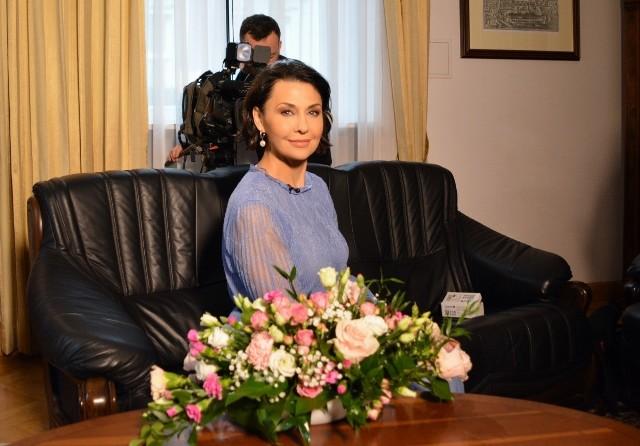 """Anna Popek w nowym programie """"Przewodnik dyplomatyczny"""""""