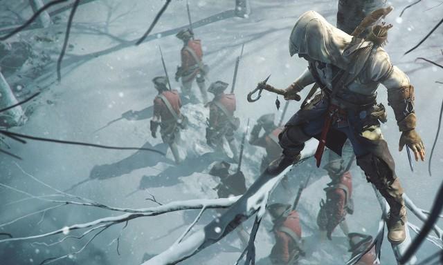 Assassin's Creed IIIAssassin's Creed III to jedna z trzech gier, które ankietowani chcieliby dostać pod choinkę