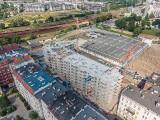 Budują nową zajezdnię w Wrocławiu. Co tam będzie? (ZDJĘCIA)