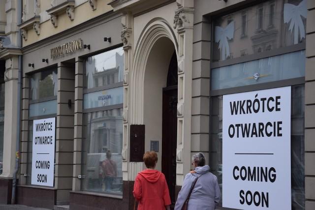 Kryształowa przy Warszawskiej w Katowicach