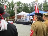 W Starym Grodkowie upamiętniono Żołnierzy Wyklętych wymordowanych 75 lat temu na Opolszczyźnie