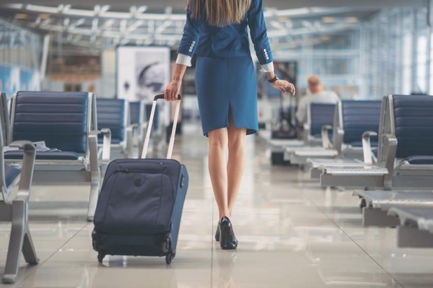 Szonja Gresa to najpiękniejsza stewardessa świata - tak...