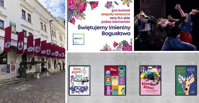 Sprawdźcie przegląd wyjątkowych wydarzeń kulturalnych, które dzieją się w Szczecinie w piątek, sobotę i niedzielę 24-26.09.2021