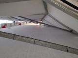 Zawalił się namiot na lodowisku w Bałtowie! Wszyscy zdążyli uciec. Zobacz zdjęcia i film