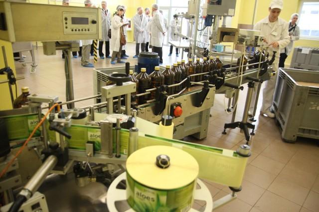 Nowa wytwórnia Laboratoriów Natury. Foto: Maciej Kaczanowski