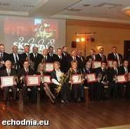 Laureaci ubiegłorocznej edycji Skrzydeł. fot. D. Łukasik