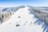 Limity na stokach narciarskich. Jak to będzie wyglądać w praktyce? 1 narciarz na 100 metrów kwadratowych