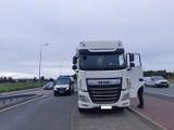 Kolejny nietrzeźwy kierowca ciężarówki w Radomiu. Miał ponad pół promila