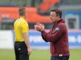 Kosta Runjaić: Nie żałuję żadnego dnia w Pogoni. Trener zapowiada mecz z Lechią. ZDJĘCIA