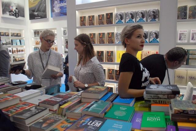Targi książki w Krakowie 2017