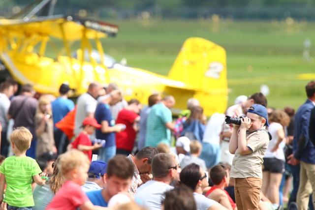 Aerofestival 2016 to atrakcje nie tylko w powietrzu!
