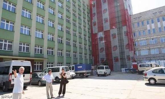 Warunki w nowym szpitalu będą nieporównywalne do tych panujących w obiektach przy ul. Kopernika i Obrońców Wybrzeża