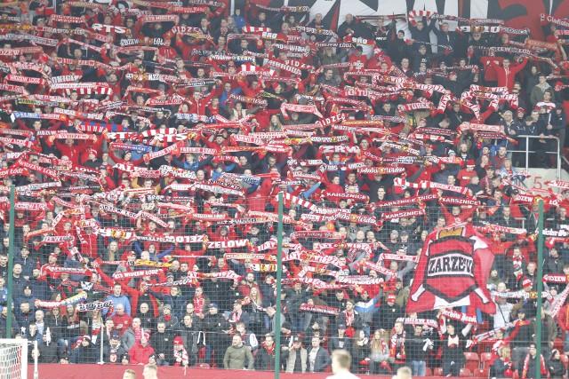 Kibice Widzewa nie obejrzą z trybun meczu z Górnikiem w Łęcznej