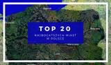 TOP 20 najbogatszych miast w Polsce. Gdzie mieszka się najlepiej? Na liście nadmorskie kurorty, miasta wojewódzkie i powiaty [RANKING]