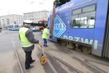 Awaria tramwaju w centrum Wrocławia. Są objazdy