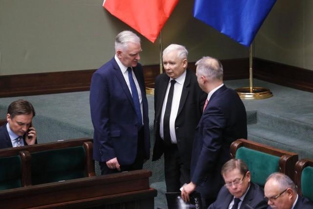 IBRiS: Porozumienie Jarosława Gowina bez Zjednoczonej Prawicy z minimalnym poparciem