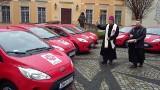 Wrocław: Caritas ma osiem nowych aut. Mają wieźć miłosierdzie