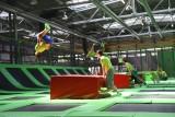 Wrocław: Otwarcie parku trampolin już jutro (ZDJĘCIA)