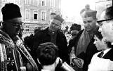 Kardynała Karola chcieli słuchać wszyscy. Jego głosem rozbrzmiewała gorlicka fara. Dzisiaj upływa 16 lat od śmierci Papieża Polaka