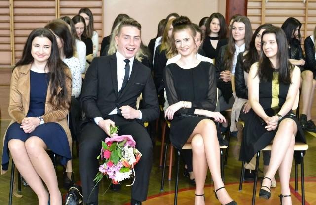 Społeczność Liceum Ogólnokształcącego imienia Stefana Czarnieckiego w Nisku są pozytywnie nastawieni do matur