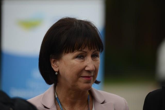 - Dzięki dwóm nowym koalicjantom będzie można sprawnie podejmować decyzje ważne do województwa - uważa Bożenna Bukiewicz.