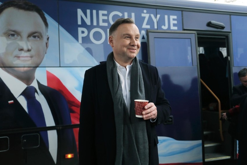 Andrzej Duda obiecał 500 złotych na wakacje