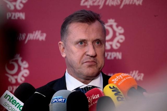 Nowy prezes PZPN - Cezary Kulesza.