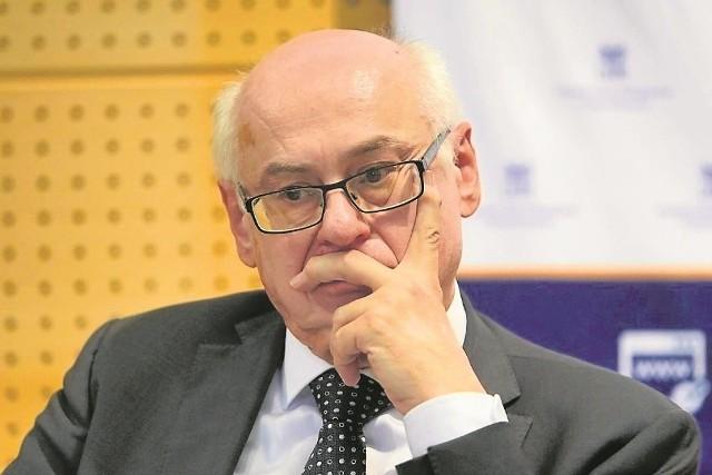 Prof. Zdzisław Krasnodębski: Jak można było przypuszczać, manifestacja w stolicy nie zmieniła nic w układzie sił politycznych