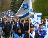 26 Marsz Żywych przeszedł z byłego niemieckiego obozu Auschwitz I do Auschwitz II Birkenau