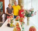 Zdobione arbuzy to dziś modny prezent