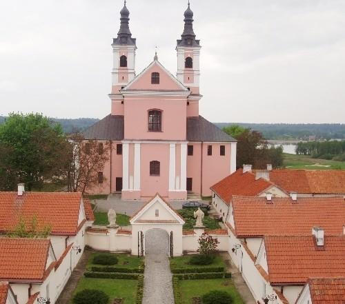 Klasztor wigierski jest uznawany za najpiękniejszy w naszym regionie