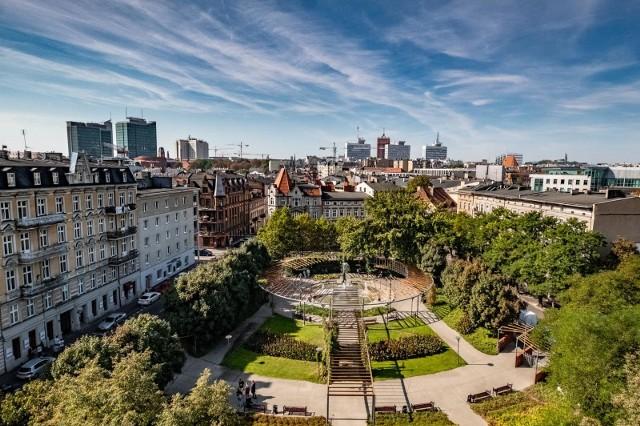 Zamglony, zielony, geometryczny, magiczny - jak wygląda Poznań z lotu ptaka? Zobaczcie najlepsze zdjęcia z Instagrama!