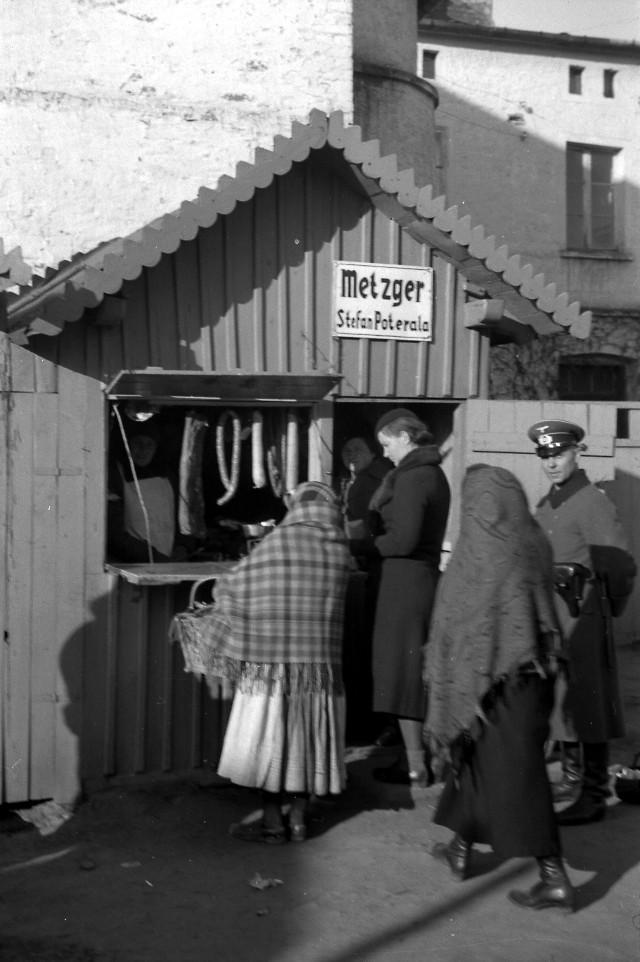 Pierwsze miesiące okupacji niemieckiej w naszym regionie