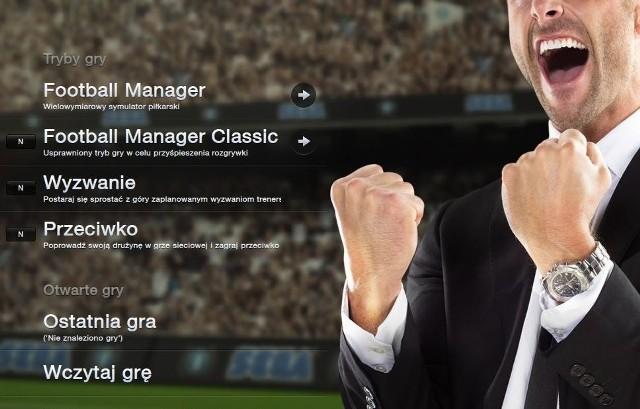 Football Manager 2013Football Manager 2013: Dla zawodowców i amatorów