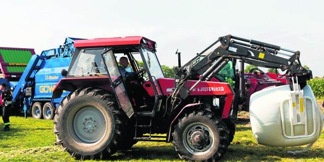 Rolnicy zużywają bardzo dużo folii do przygotowania pasz dla zwierząt