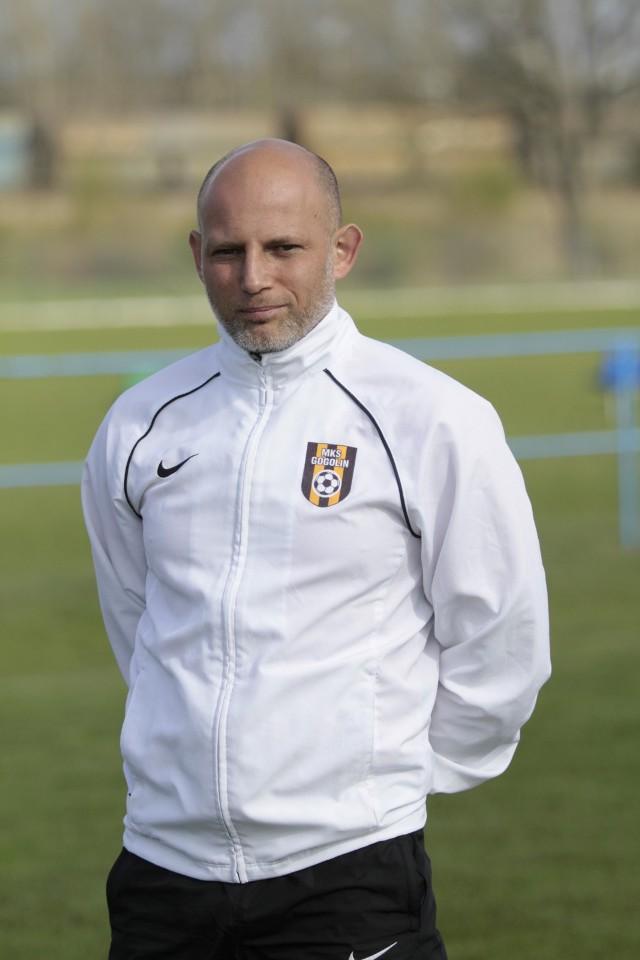 Adrian Pajączkowski prowadził MKS Gogolin w 4 lidze z niezłym skutkiem