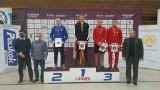 Zapasy. Brązowy medal Nikodema Goduna w Pucharze Polski Kadetów