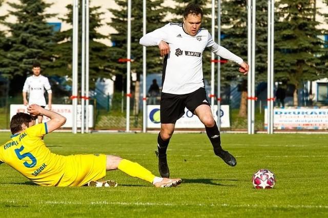 Tomasz Barycza zdobył trzy bramki dla Legionu Pilzno