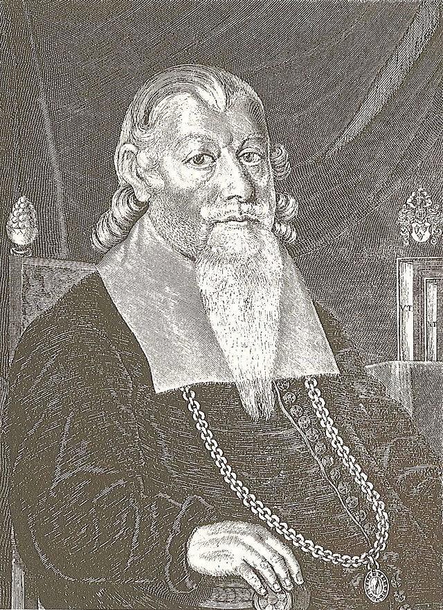 Peder Winstrup (portret z 1666 roku)
