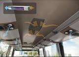 Autobusy... antycovidowe pod Krakowem. Valeo twierdzi, że znalazło sposób na bezpieczny dowóz pracowników do fabryk m.in. w Skawinie