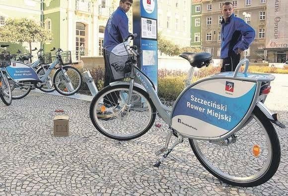 Szczeciński Rower Miejski pod znakiem zapytania.