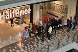Tłumy na zakupach w Galerii Korona w Kielcach. Nowy sklep Half Price oblężony! Zobacz zdjęcia