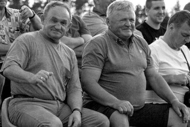 Odszedł Ryszard Kumanowski (na zdjęciu w środku).
