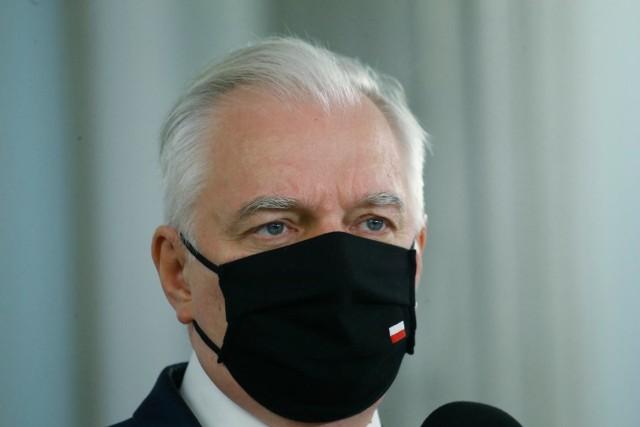 Porozumienie. Jarosław Gowin kontra Adam Bielan. Spór w partii przeniósł się na poziom rządowy i koalicyjny. Kiedy nastąpi finał?