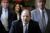 Harvey Weinstein. Drapieżca z Hollywood winny gwałtów