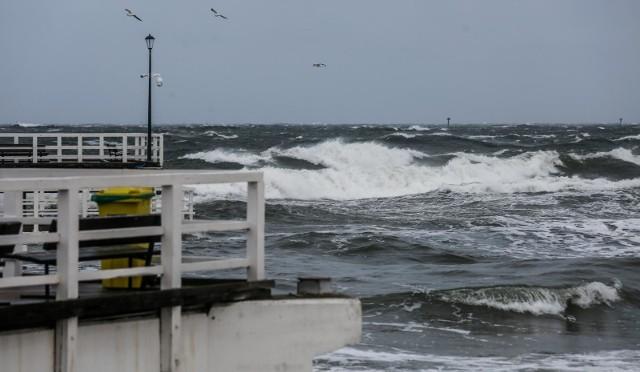 Biuro Meteorologicznych Prognoz Morskich w Gdyni w czwartek, 30 lipca wieczorem wydało ostrzeżenie o silnym wietrze