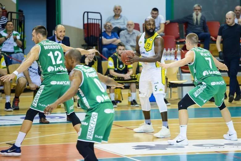 Energa Basket Liga. Miasto Szkła Krosno pożegnało się z kibicami porażką z Asseco Gdynia