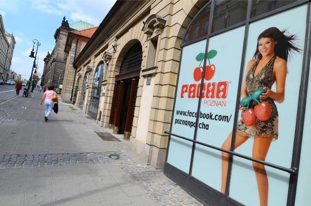 Pacha Poznań: ZKZL wypowiedział spółce umowę najmu. Za długi